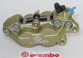 Brembo Bremszange P4 30/34C, gold, rechts