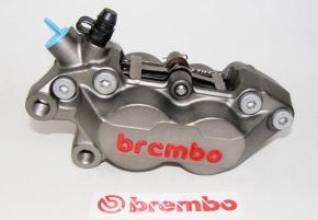 Brembo Bremszange P4 30/34, Titanium Finish links