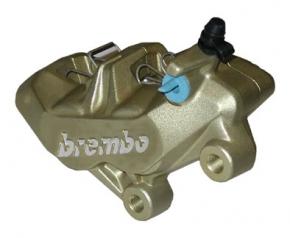 Brembo Bremszange P4 34/34, gold, rechts