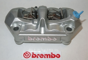 Brembo Bremszange, Radial P4 34/34, silber, rechts