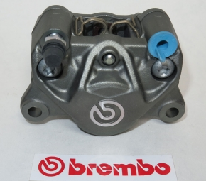 Brembo Bremszange P34G, Titanium Finish