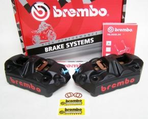 Brembo M 4 Radial Monoblock Kit 100 mm schwarz