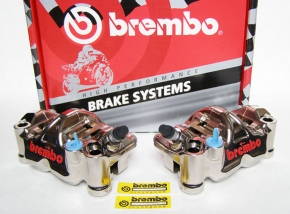 Brembo GP4RX Bremszangenkit Radial 108 mm