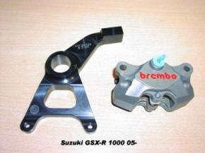 Brembo P2/34 CNC Bremszange hinten Supersport inkl. Halter
