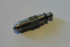 Schnellentlüfterschraube aus Stahl Sondergewinde M8x1.0