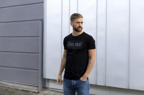 T - Shirt Öhlins schwarz