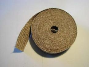 Hitzeschutzband bis 1200°C kupfer