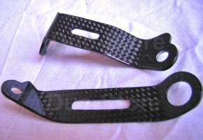 Carbon Brems-Kupplungsbehälter Halter 1199 Panigale