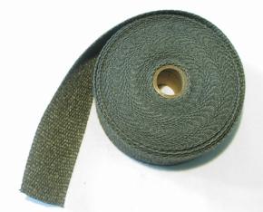 Hitzeschutzband bis 1000°C schwarz