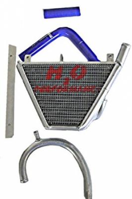 Wasserkühler ZX 6 R 09-10 Zusatz