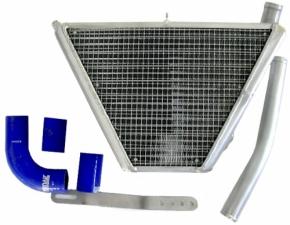 Wasserkühler GSX-R 600 / 750 06/08/09/10 Zusatz