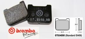 Brembo Bremsbelag für P2 / 24 / 24 mm STD