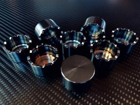 Bremskolben Titan für Brembo GP4 RX Zange