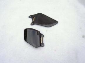 carbon heel plates for CBR 1000 RR 04-05