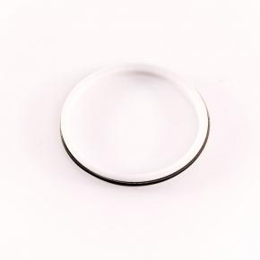 Hubindicator für 43 mm Standrohrdurchmesser weiß