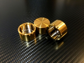 Bremskolben Titan für Brembo M4 Zange
