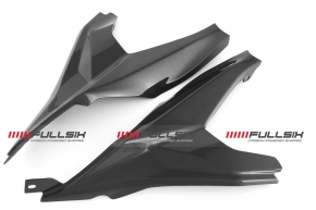 Carbon Heckrahmenabdeckung - SET für Ducati Panigale 899