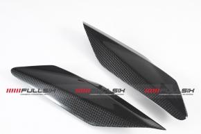 Carbon Einsätze Heckrahmen L&R für Ducati Panigale 899/ 1199/ 1299