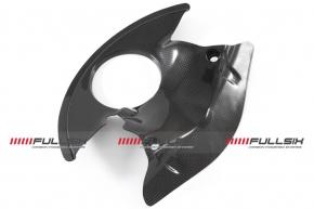 Carbon Abdeckung untere Gabelbrücke für Ducati Panigale  899/ 1199/ 1299