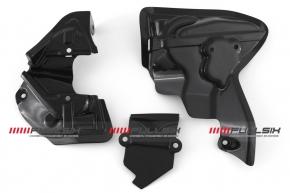 Carbon Abdeckung hinterer Zylinder L&R für Ducati Panigale 899/ 1199/ 1299