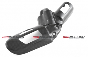Carbon Federbeinabdeckung groß für Ducati Panigale 899/ 959/ 1199/ 1299