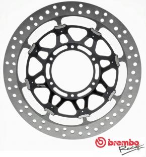 Brembo Racing Bremsscheibe T-Drive 320 x 6,75 mm für Aprilia