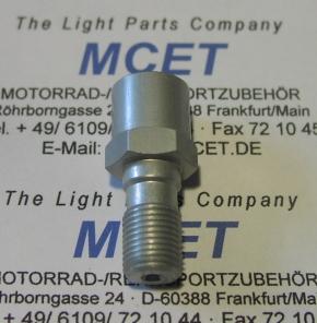 Hohlschraube M 10 x 1.0 für Stoplichtschalter