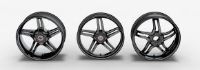 BST Rapid Tek 5 split spoke carbon wheels conventional swingarm