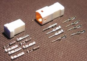 Steckerset 8 polig 1098R/ Desmo / Panigale