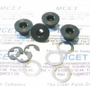 brake disc floater PVM brake disc