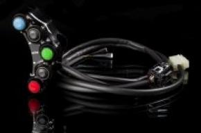 Yamaha YZF R 1 2015- Schaltereinheit 5 fach links Plugin Race