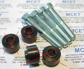 Brembo Schrauben für P 4 und M 4 Bremszangen
